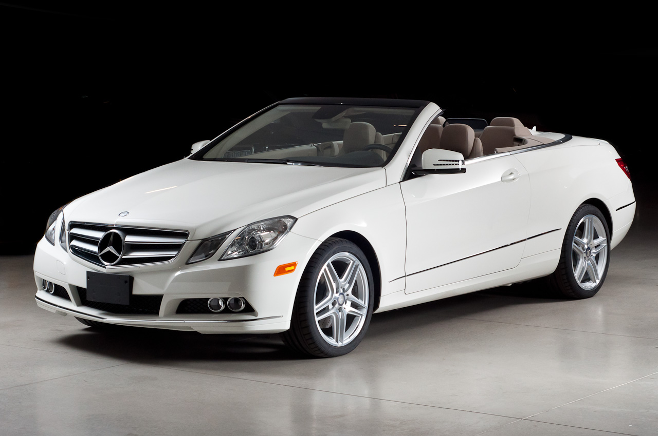 Fox motorsports for 2010 mercedes benz e350 convertible for sale