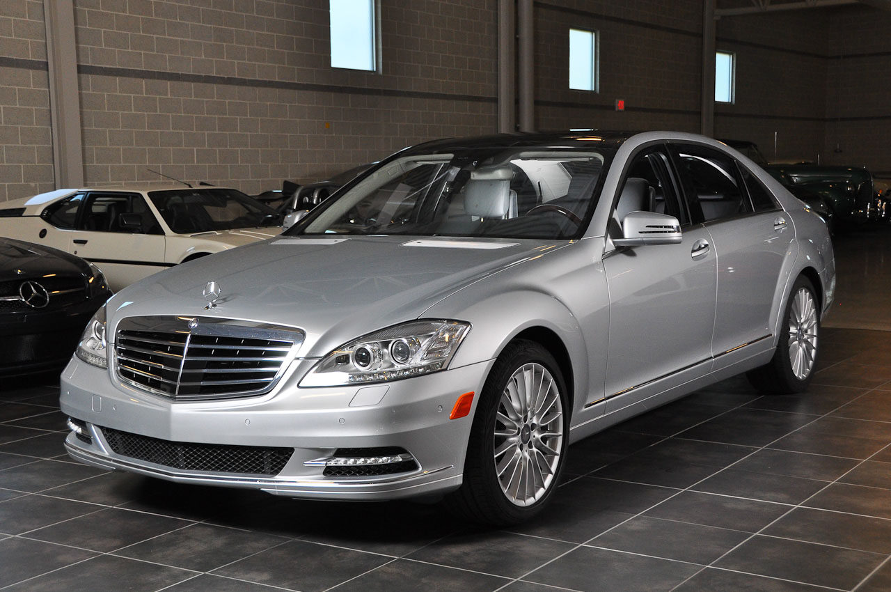 Fox motorsports for Mercedes benz s550 4matic 2010