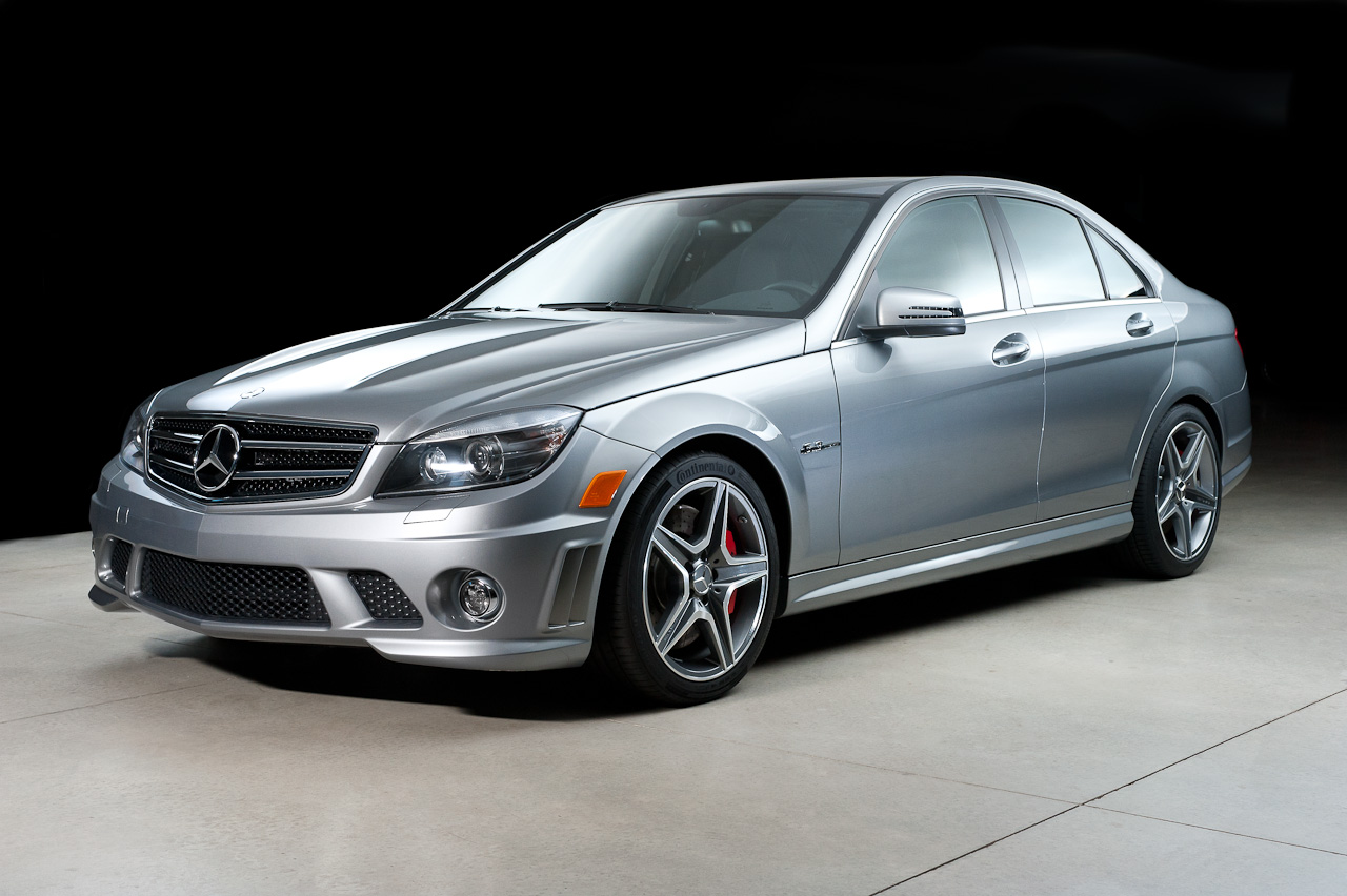 Fox motorsports for Mercedes benz c63 amg 2010