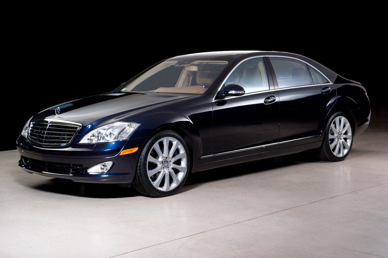Fox motorsports for Mercedes benz 2008 s550