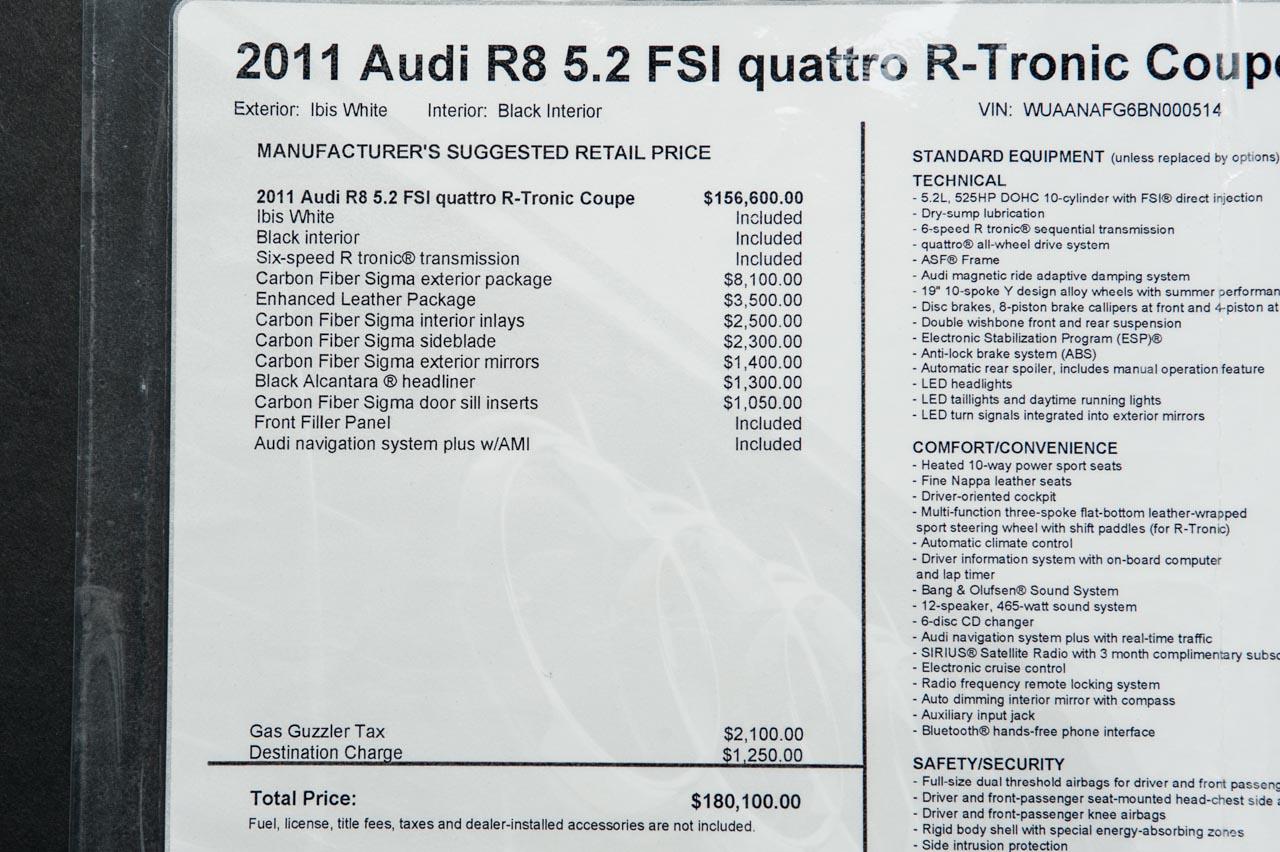 Audi R8 Brochure Pdf